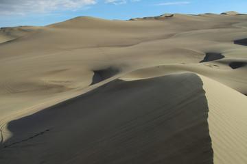 deserti del perù panorama