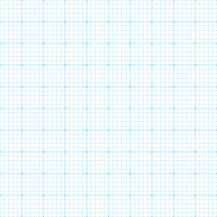 Graph, millimeter paper. Seamless illustration.