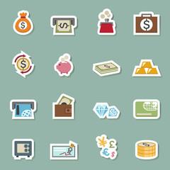 money bag px color icons