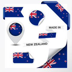 Made In New Zealand Collection
