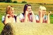 Dirndl girls