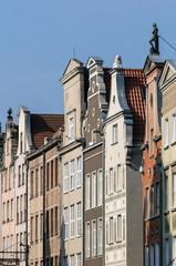 City of Gdansk, Poland.