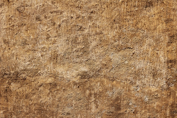 Rough plaster wall background