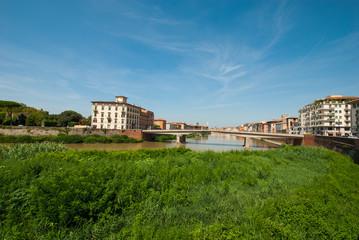 Ponte della Fortezza, Pisa