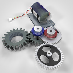 electronic motor