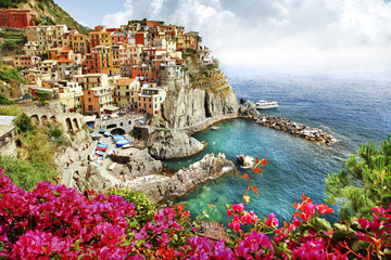 scenery of Italy series - Monarola village (Cinque terre)