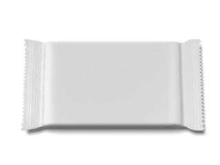 Blank Foil package