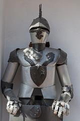 Knight armor.