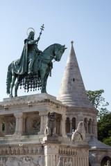 King Saint Stephen, Budapest.