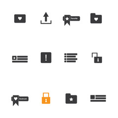 Basics Web Icons