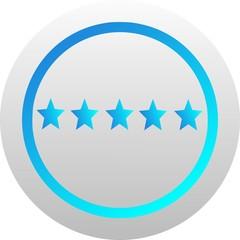 Stars icon (vector)