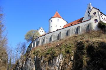 Festung in füssen