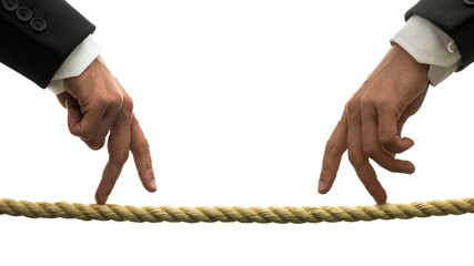 Walking a business tightrope