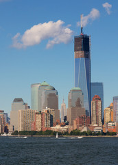 New York WTC Construction