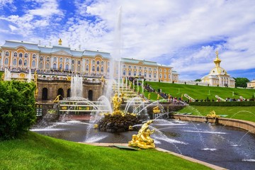 Peterhof, Russia (UNESCO World Heritage)