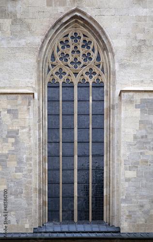 Gothic window - 68586700
