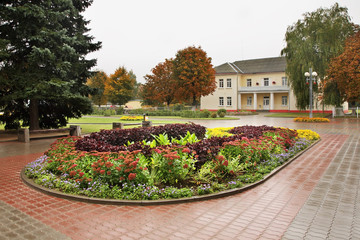 Baranovichi. Belarus