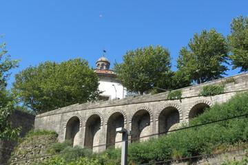 Portugal - Gaia - L'aqueduc romain et le monastère