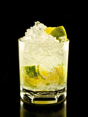 daiquiri white wine lime juice sugar rum