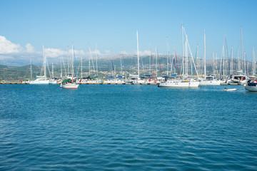 Yachts port