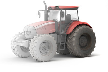Big Tractor II - mix
