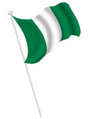 ナイジェリア 国旗 国