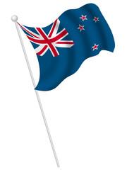 ニュージーランド 国旗 国