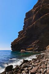 Beach Masca in Tenerife island - Canary