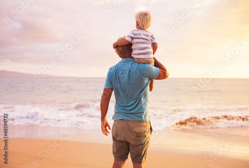 Father and Son - 68594732