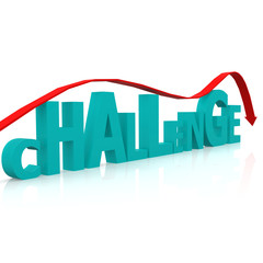 Overcome challenge