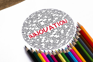 innovation concept concerning business and marketing