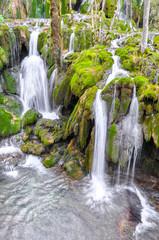 Cascada de la Tobería, Álava (España)