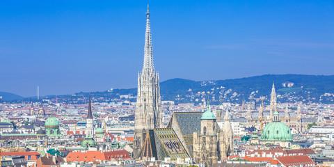 Panorma Stephansdom, Vienna