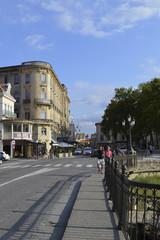 Paesaggio urbano francese