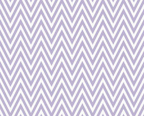 Purple and White Zigzag Textured Fabric Repeat Pattern Backgroun