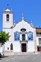 Kirche Nossa Senhora de Apresentacao in Aveiro