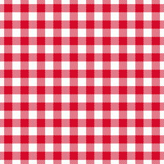 Checkered seamless pattern. Vector illustration