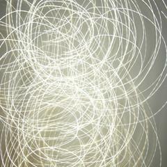 Fond abstrait lumière- longue exposition