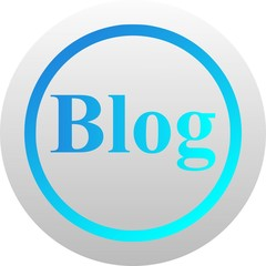 Blog icon (vector)