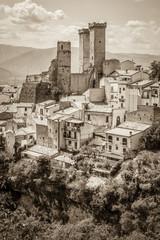Borgo medievale - HDR