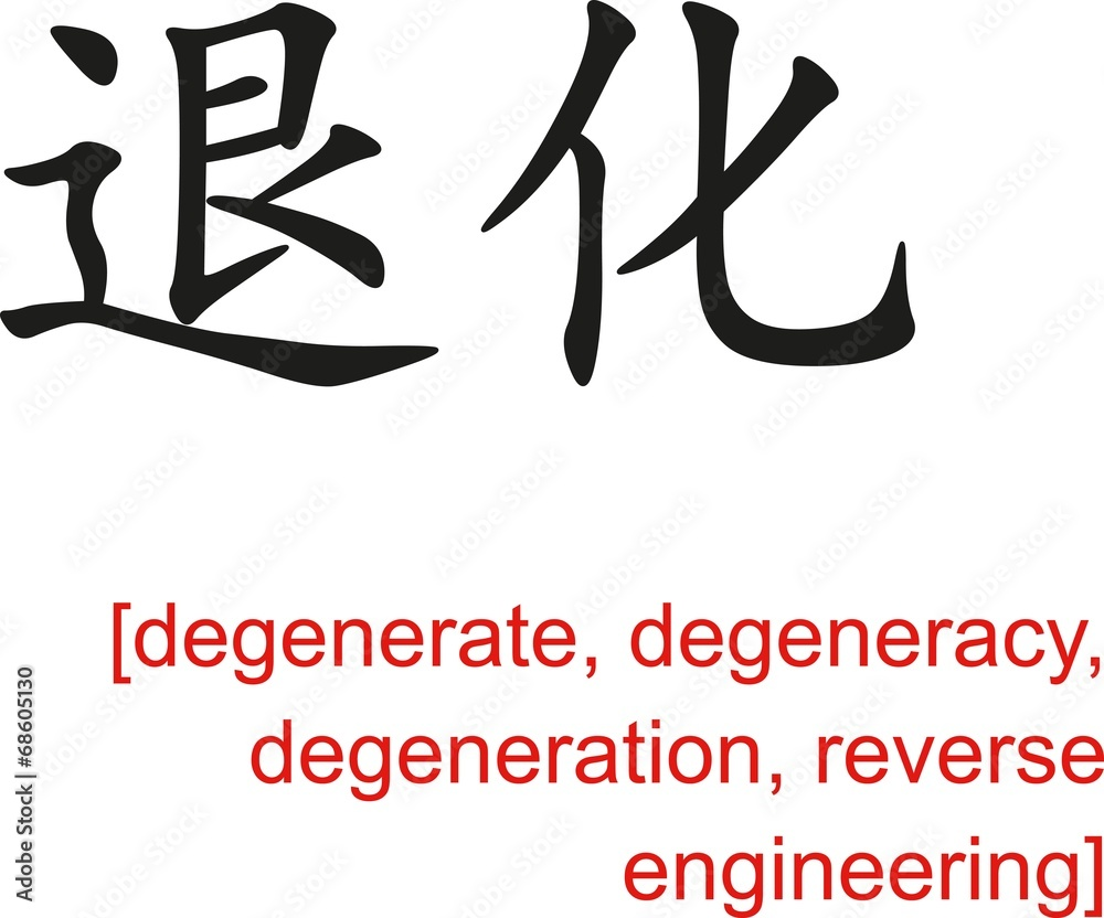 Chinese sign for degenerate degeneration reverse engineering wall chinese sign for degenerate degeneration reverse engineering wall sticker biocorpaavc Images