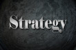 Strategy text on Background