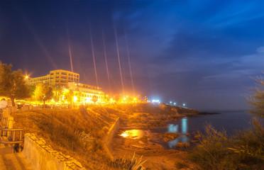 Alghero night