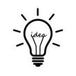 Light bulb, idea - 68606978