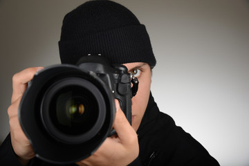 Photographer-Paparazzi