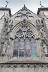 Stavanger Cathedral Detail