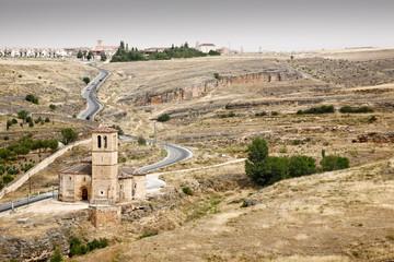 Iglesia de la Vera Cruz / Segovia
