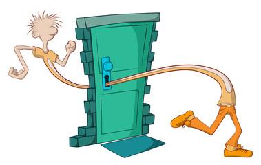 Keyhole Hacker