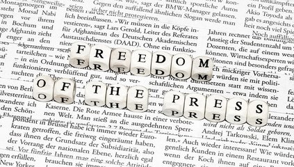 Freedom of the press