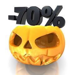 Promo Halloween -70%